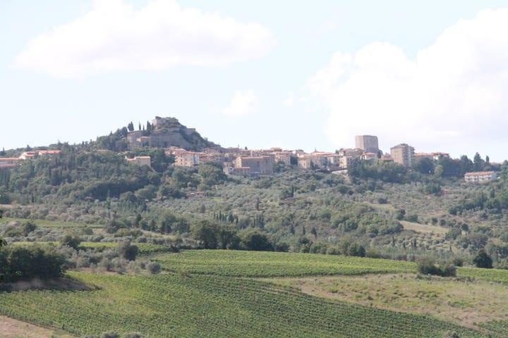 House- Holidays in Tuscany-Siena