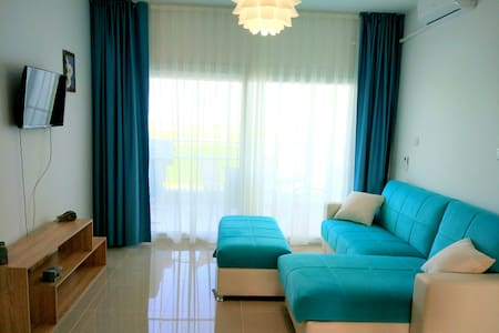 Lovely BLUE apartment in 5* Resort