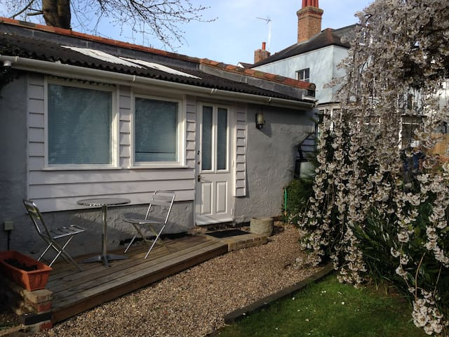 Garden studio in Halesworth