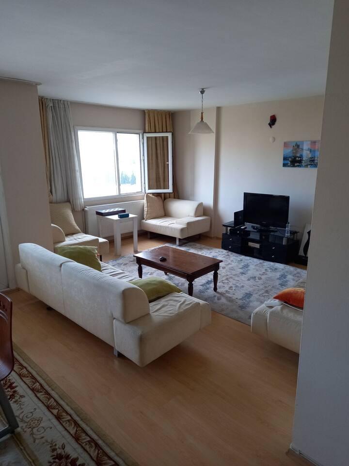 Güvenilir rahat ve temiz bir oda