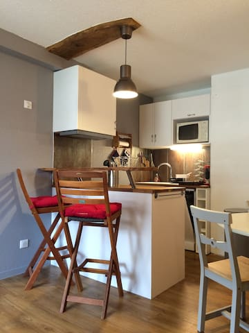 studio for 4 people - Le Touquet-Paris-Plage - Pis