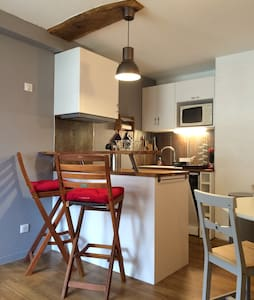 studio au Touquet + place parking - Le Touquet-Paris-Plage - Leilighet