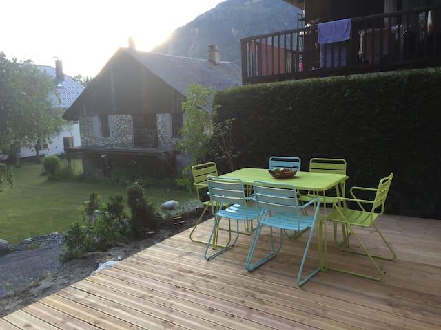 Chamonix Mont-Blanc - Les Bossons