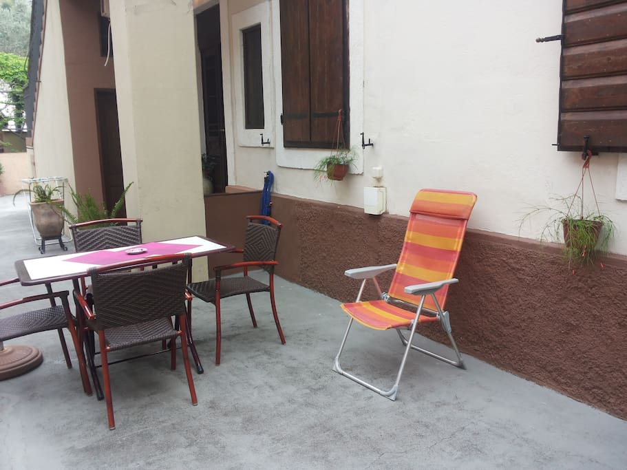 Apartment - Terrace 2