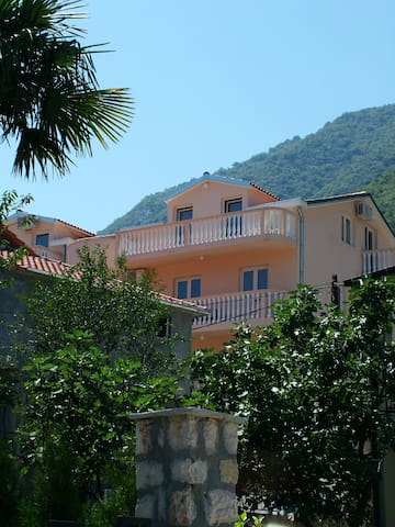 Frontline Apartment on Kotor bay - Prčanj