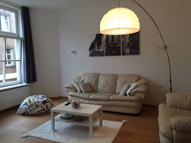 A cosy apartment in the old city - Leer (Ostfriesland) - Apartment
