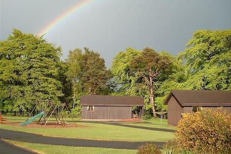 Avon Glen chalet Linlithgow/Falkirk - Linlithgow - Chatka w górach