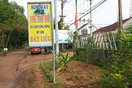 Homestay Bảy Liễu1- Mỹ Sơn World Cultural Heritage