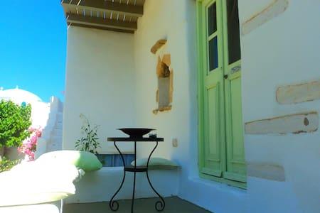 Cosy house in the Antiparos castle - Antiparos - 獨棟