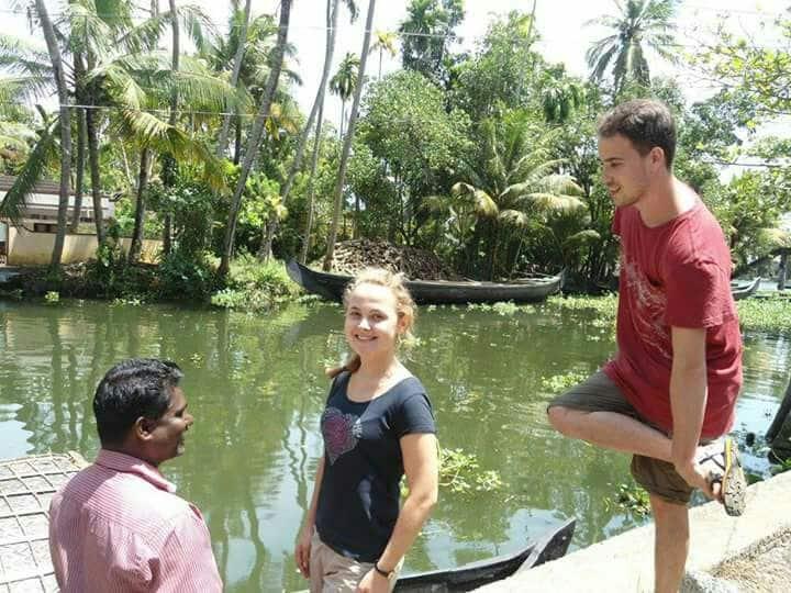 Kunjanja Backwater Homestay( Kuttanadu)