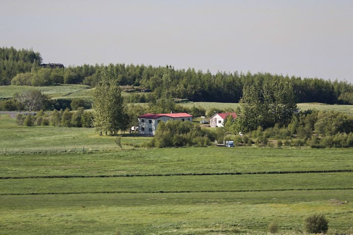 Mjóanes accommodation - Peaceful in countryside 4 - Egilsstaðir - Daire