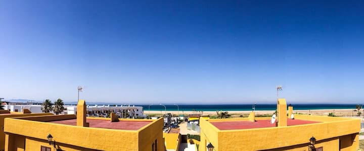 Sea apartment views Tarifa WIFI