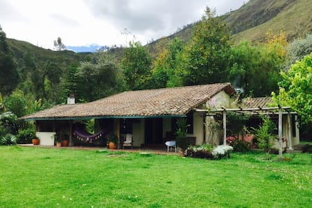Farm house outside Ibarra, Ecuador - Ibarra - Haus