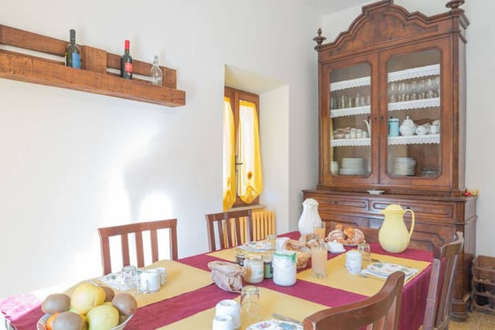B&B La casa dell'Ortigiana - Ussita - Bed & Breakfast
