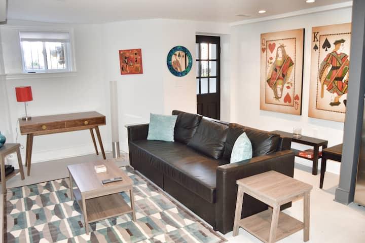 Ideal DC Location! Shaw/U St./Logan Apartment