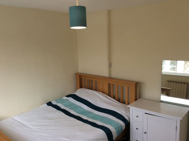 Big double bedroom in shared house