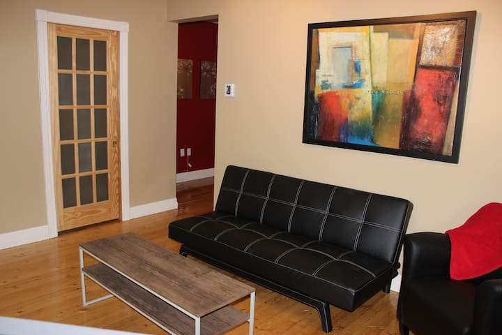 Beau 3 1/2 Centre-ville Sherbrooke - Sherbrooke - Apartemen