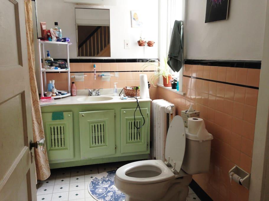 Bathroom (2nd fl)