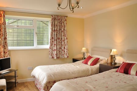 The Old Smithy, twin beds en suite - Tong Norton, Shifnal - Lejlighed