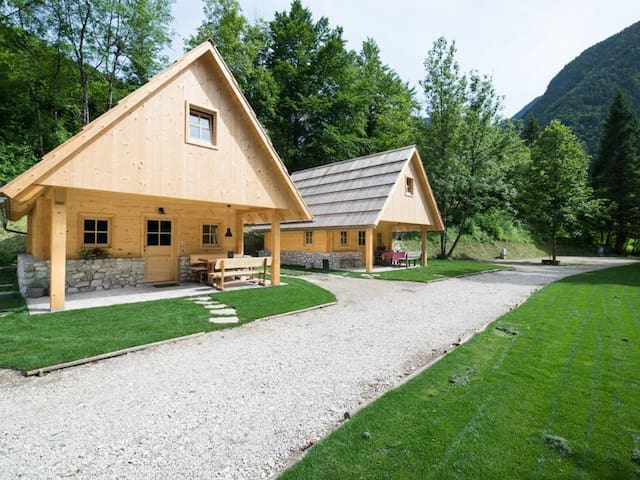 A deluxe chalet in Camp Korita