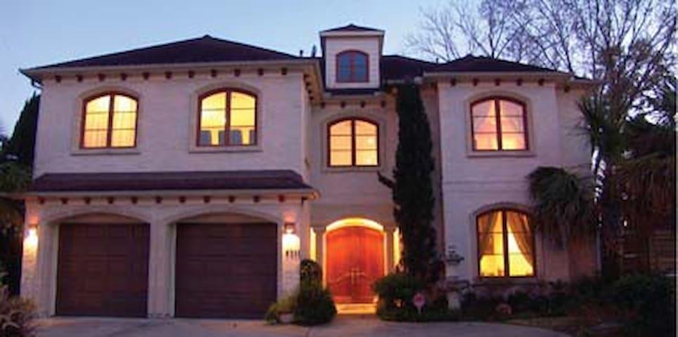 Luxuy Home Great Location, 4600 sq feet - Houston - Rumah