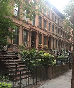Classic Brooklyn Brownstone Living