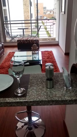 Fully Furnished Apartments Cajicá - Cajicá - Квартира