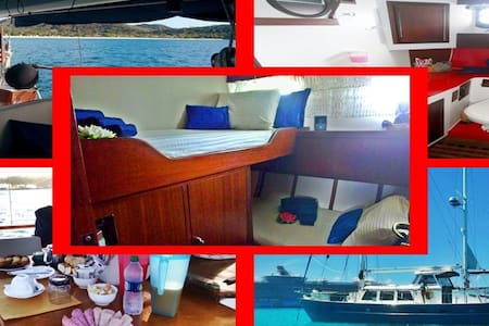 Bed&Breakfast Yacht Twin Beds, CRUISING is extra - Marigot