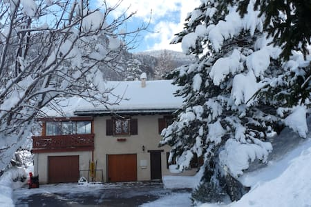 studio à la montagne - Montricher-Albanne - Leilighet