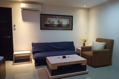 Very Near to NagoyaHill 2BR for 5 pax, Free Pickup