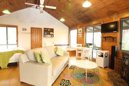 MoonRise Cottage private & secluded - Hordern Vale - Cabin
