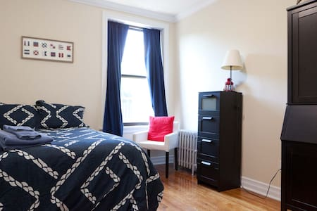 Sunny, Large Room in Inwood