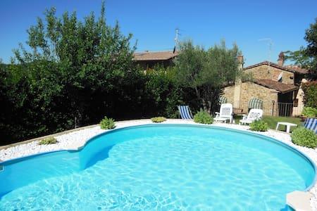 Cottage Roccaio Cortona - Cortona