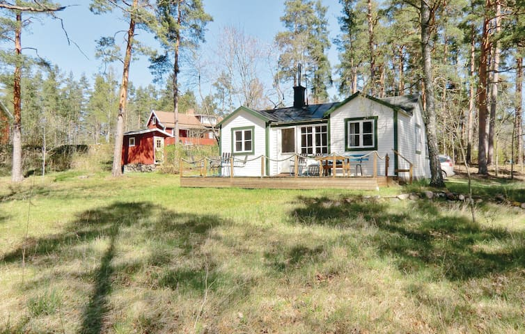 Holiday cottage with 1 bedroom on 42m² in Oskarshamn