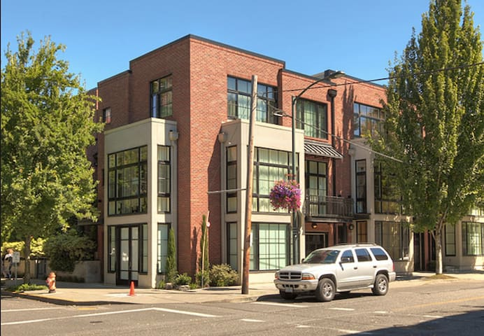 Private Pearl Retreat / NW Portland - Portland - Complexo de Casas