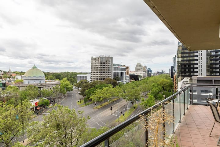 CENTRAL MELBOURNE CBD FLAT - VIC - Apartment