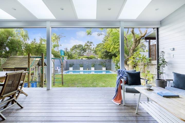 Freshie Beach Family Haven With Heated Pool