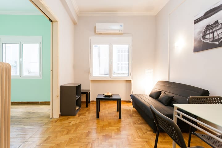 Comfy 2 room apartment right in the city center