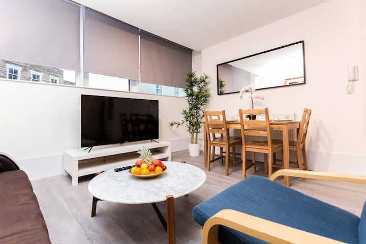 Newly Refurbished 1 BDR Apartment in Fulham