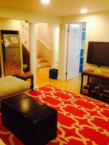 Basement apartment in Charlestown