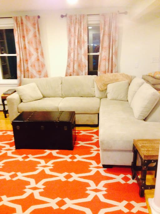 Large brand new sectional couch