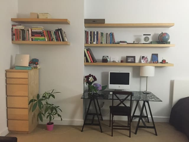 Luxury building studio in UWS