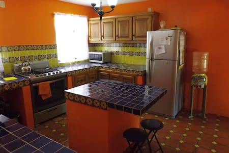 Spacious 4BR With View Near Centro