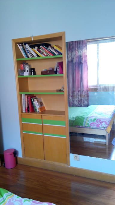 Book Closet, free Chinese and English books
