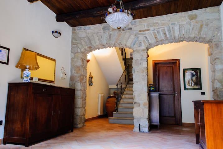 Locanda del borgo, Guest B&B - San Mauro Cilento - Гестхаус