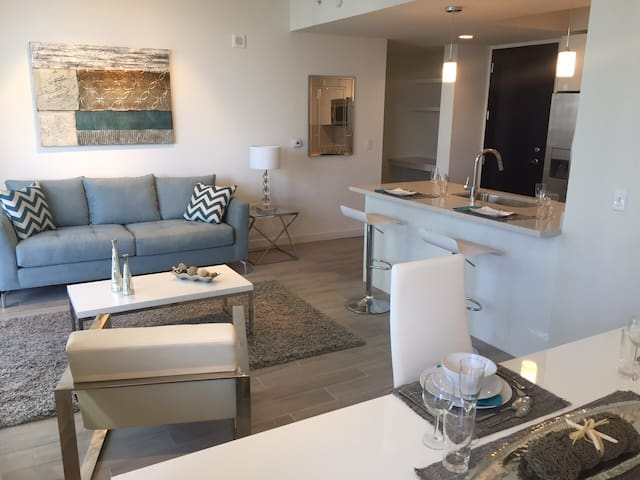 Luxury new Apartment! State of Art! - Miami - Lakás