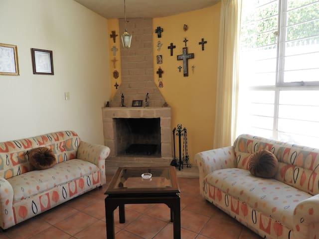 Casa completa en Las Américas para 5 personas