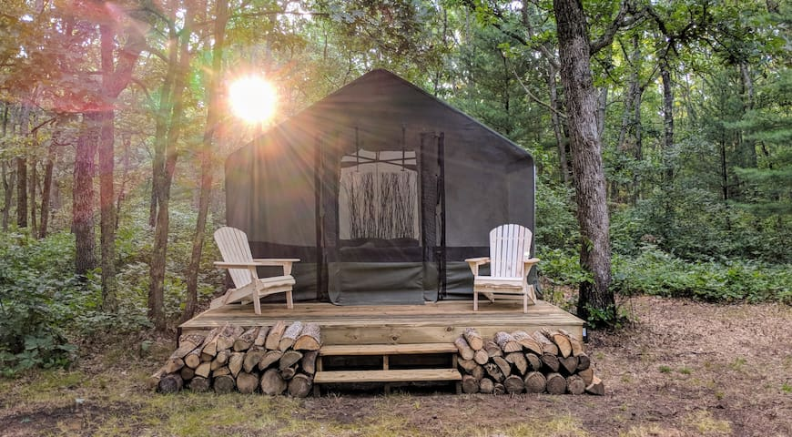 Glamping Gateway to the North