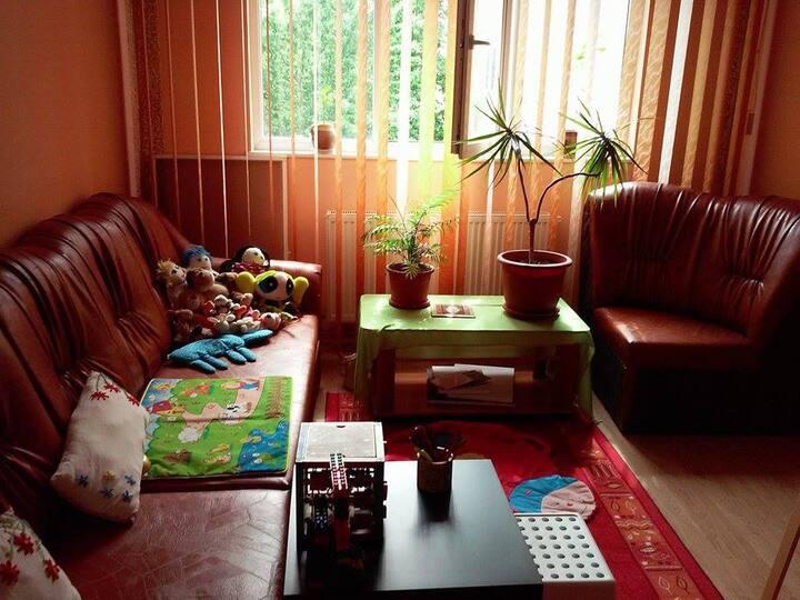 Beautiful & Cozy Campina Appartment