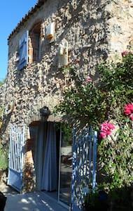 bergerie années 1696 en pierres - Garéoult - Casa